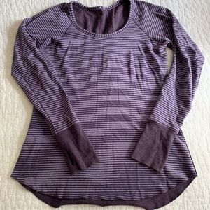 Reversible Lululemon Sweatshirt
